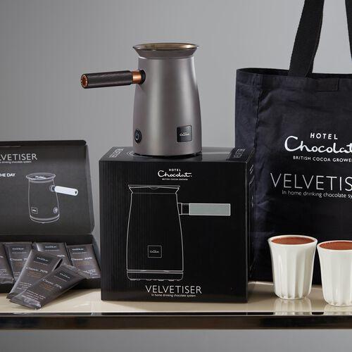 The Velvetiser - Matt Charcoal Edition with Starter Pack, , hi-res