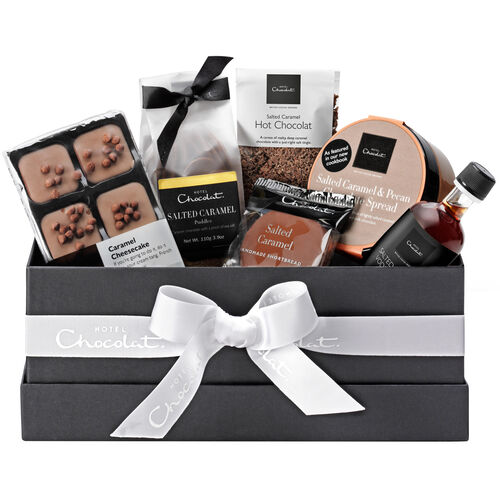 The Salted Caramel Hamper Collection