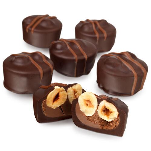 Hazelnut Praline Chocolate Selector