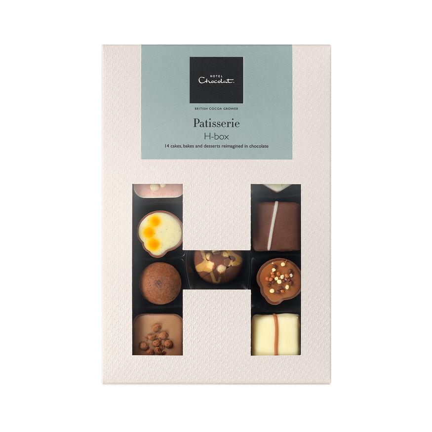 The Patisserie Chocolate H-Box, , hi-res