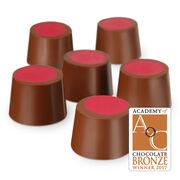 Raspberry Smoothie Chocolates Selector, , hi-res