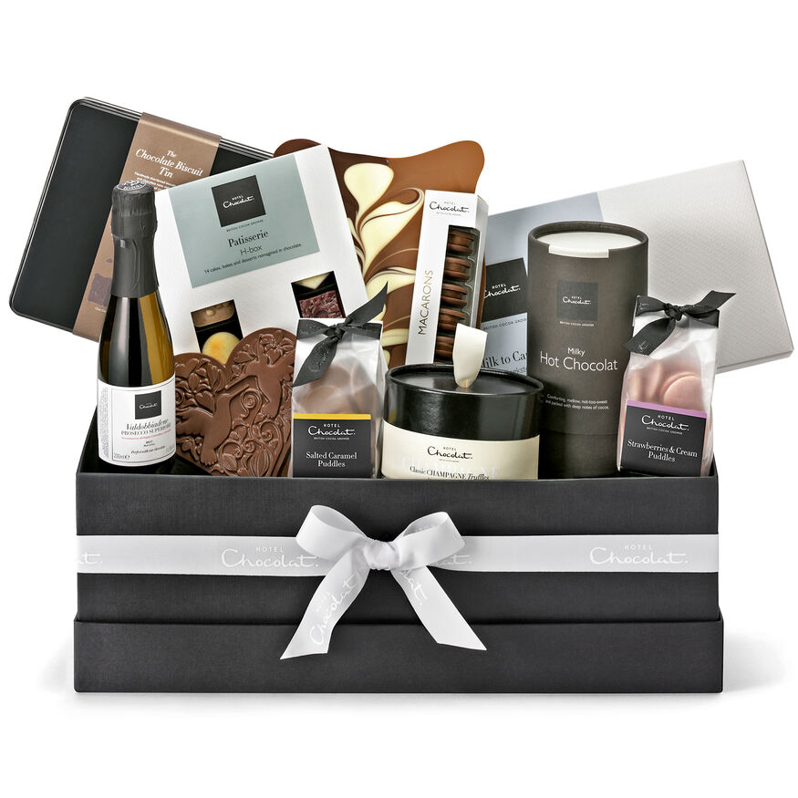 The Statement Hamper, , hi-res