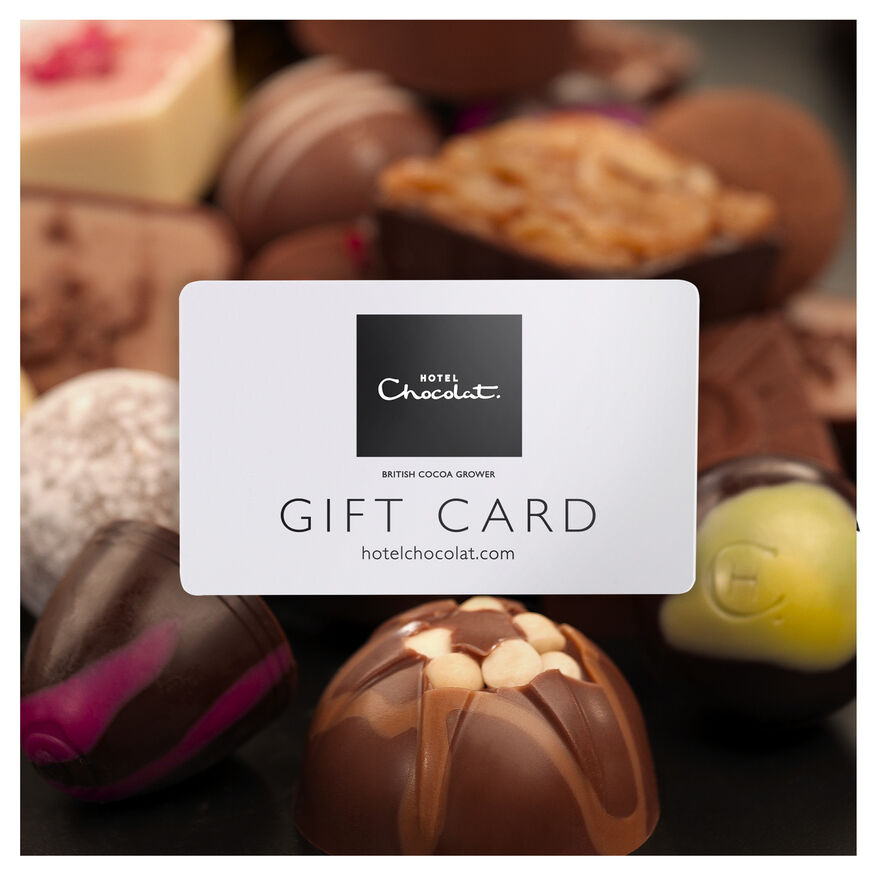 Gifts Cards Personalised Gift Vouchers From Hotel Chocolat