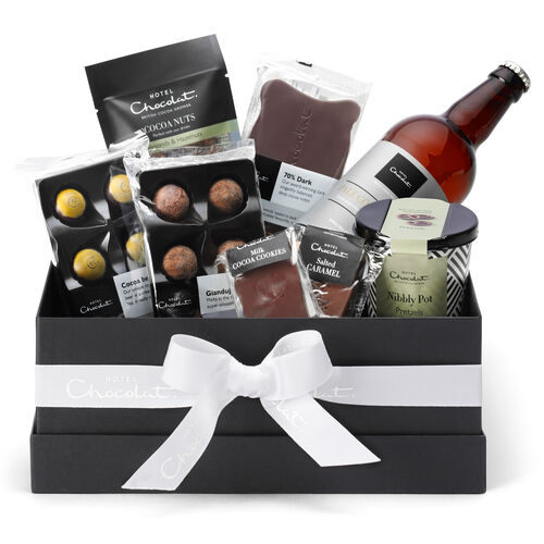 The Beer and Chocolate Hamper, , hi-res