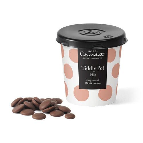 Milk Tiddly Chocolate Pot, , hi-res