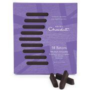 70% Dark Chocolate Batons, , hi-res