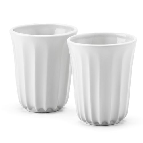 Duo of Pod Cups