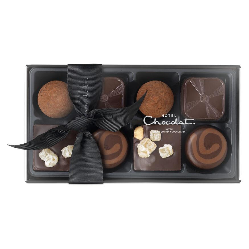 Dark Chocolate Pocket Box, , hi-res