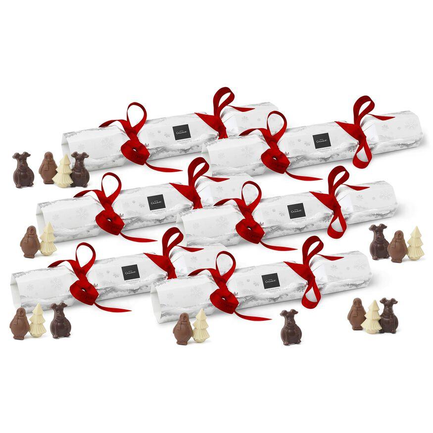 Christmas Crackers Set of Six , , hi-res