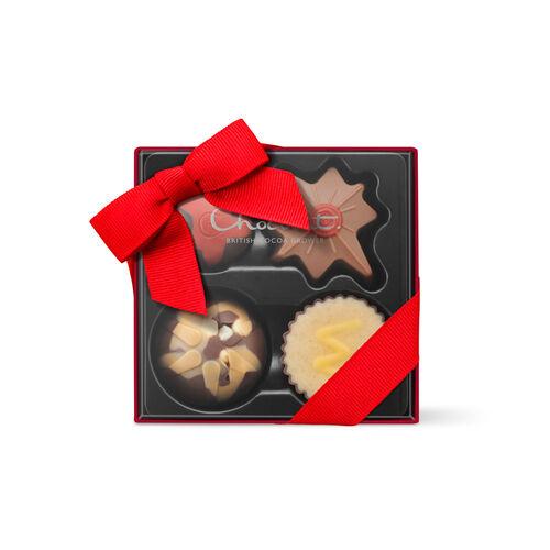 The Mini Christmas Chocolate Box, , hi-res