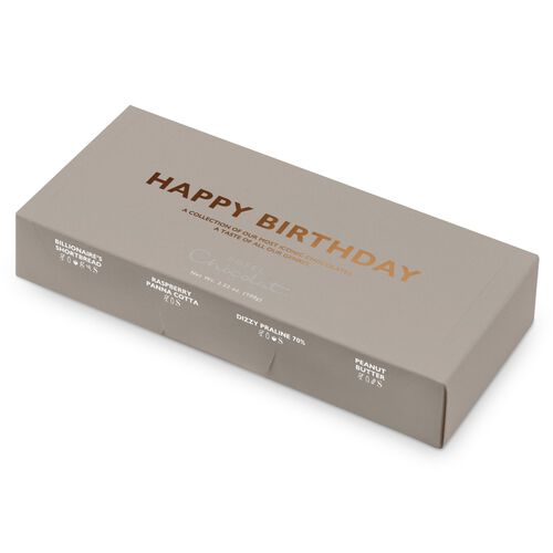 Happy Birthday Chocolates, , hi-res