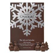 45% Nutmilk Chocolate Advent Calendar, , hi-res