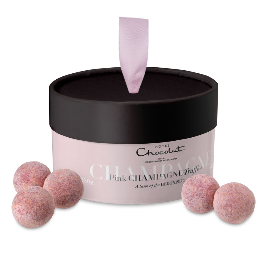Pink Champagne Truffles Grand, Large, hi-res