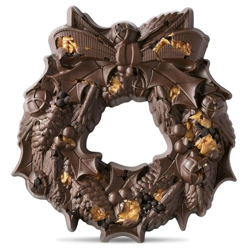 The Large Festive Wreath - Cookie, , hi-res