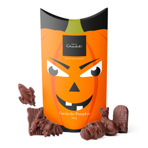 Halloween Milk Chocolate Box