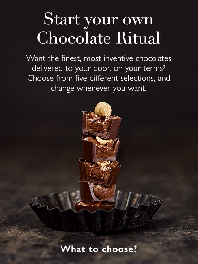 Monthly Subscription Boxes - Hotel Chocolat