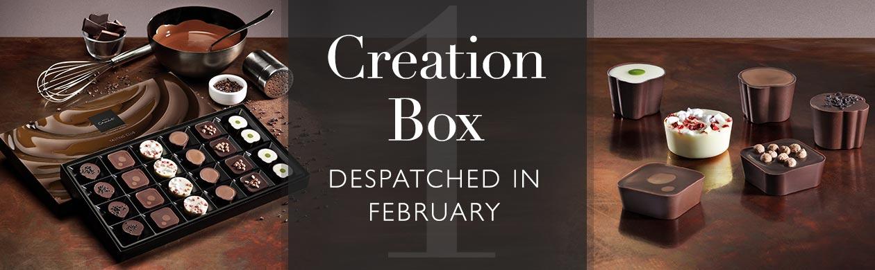 Tasting Club Creation Box