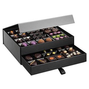 Dark Chocolate Cabinet