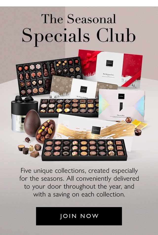 Seasonal Specials Club