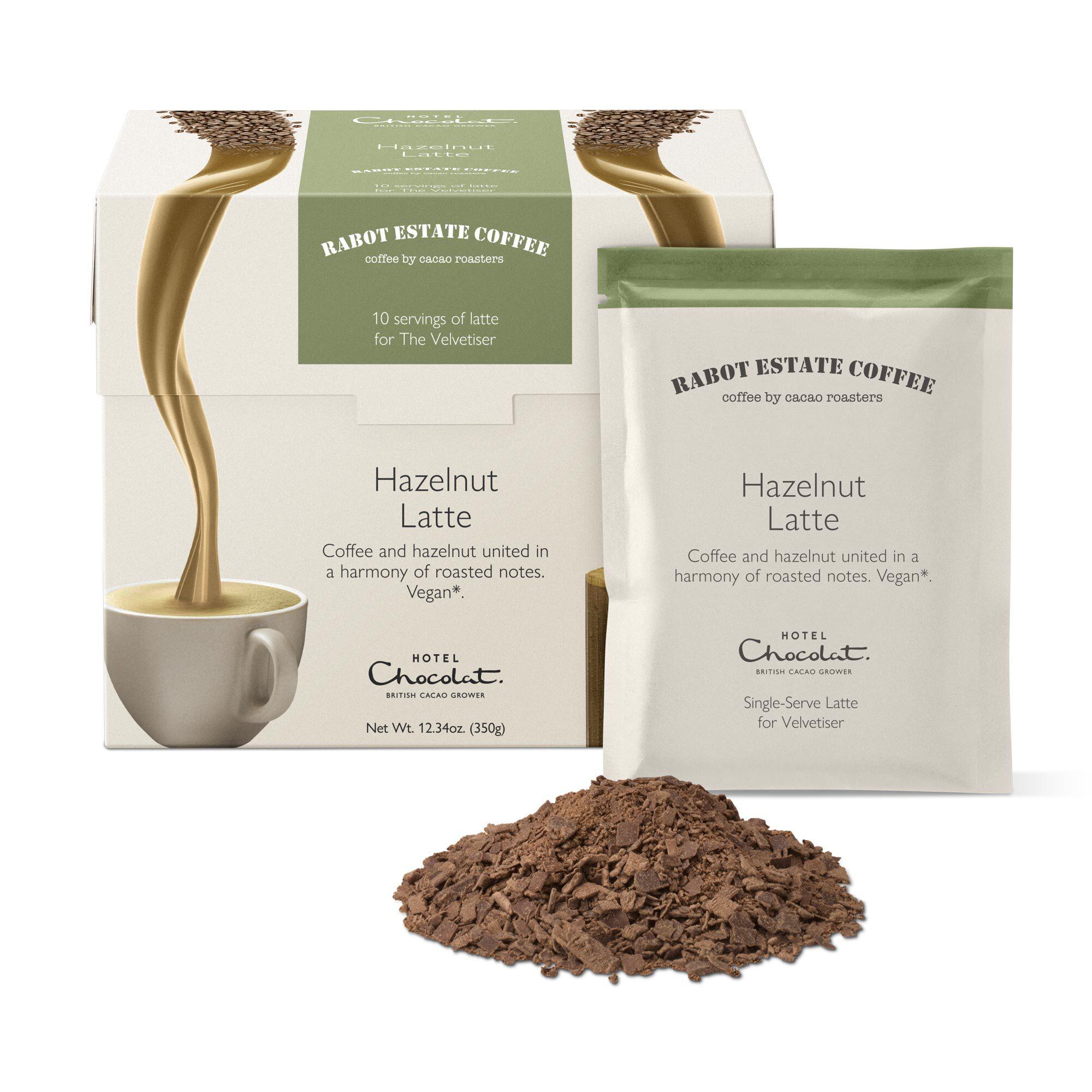 NEW Hazelnut Latte