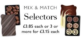 mix and match selectors