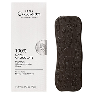 Ecuador 100% Dark Chocolate