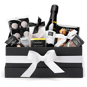 The Choc and Fizz Hamper