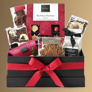 luxury chocolate hampers