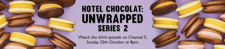 Inside Hotel Chocolat Series 2