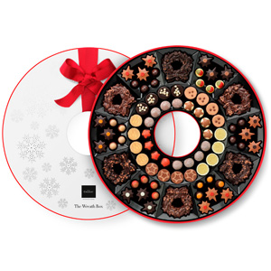 grand Chocolate Wreath Box