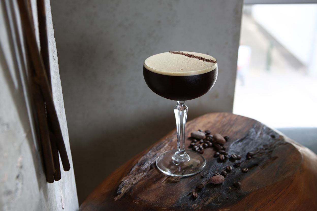 Cold Brew Martini