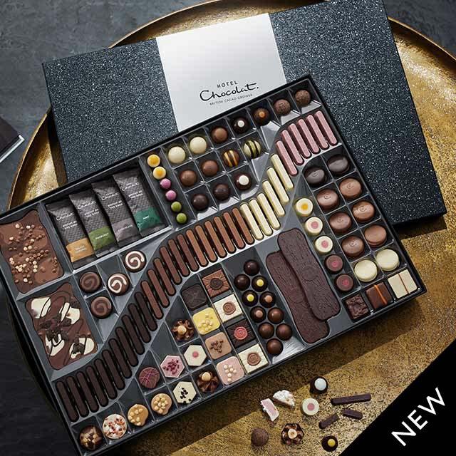 Luxury Boxed Chocolates