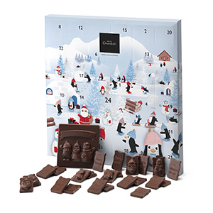 Milk Chocolate Penguins