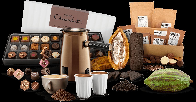 Hotel Chocolat Subscriptions