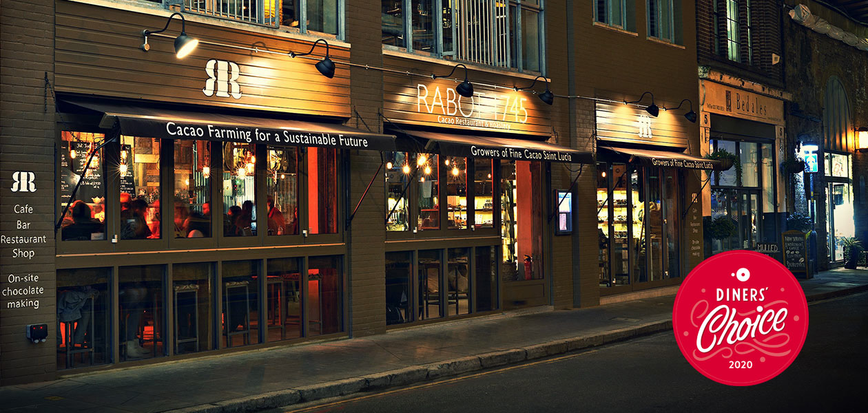 Rabot 1745 Restaurant In Borough Market London Hotel Chocolat