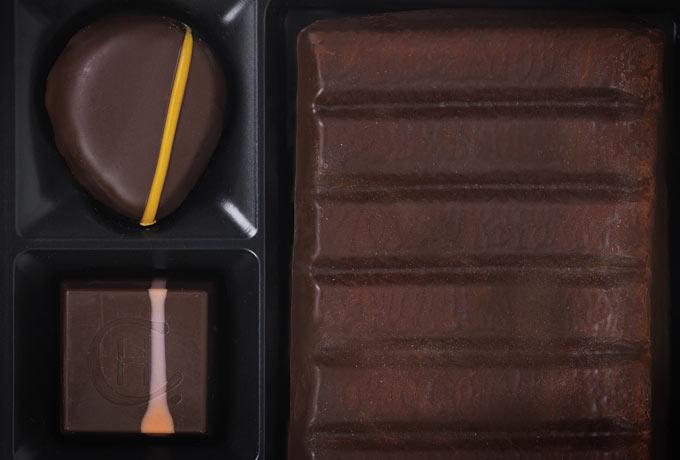 Marzipan Chocolate