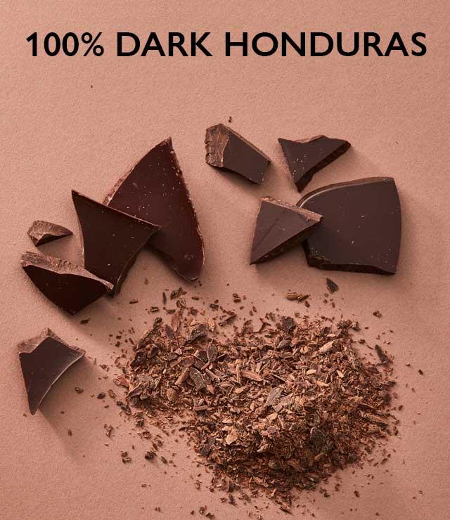 100% Dark Honduras Hot Chocolate