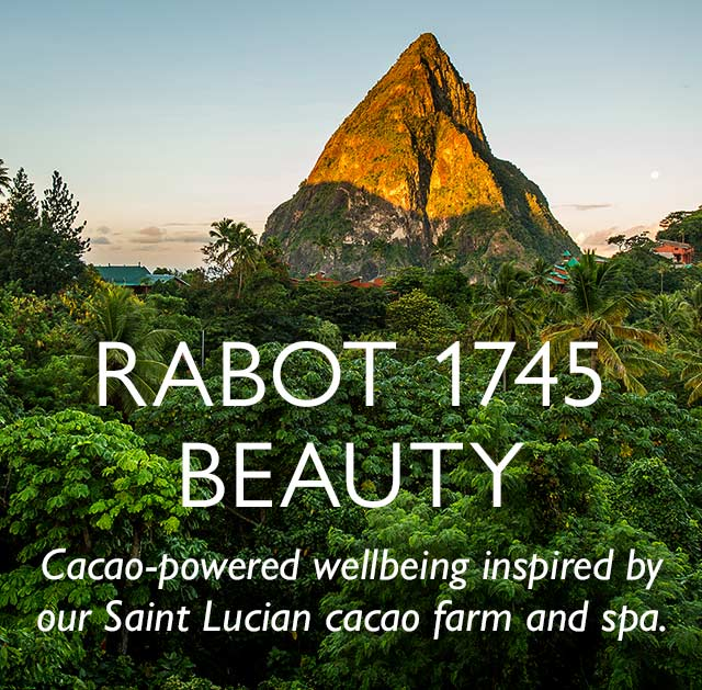 Cacao-powered Beauty