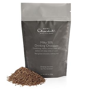 MILKY 50% HOT CHOCOLATE