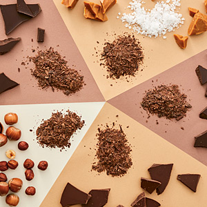 Hot Chocolate Single Serve selection