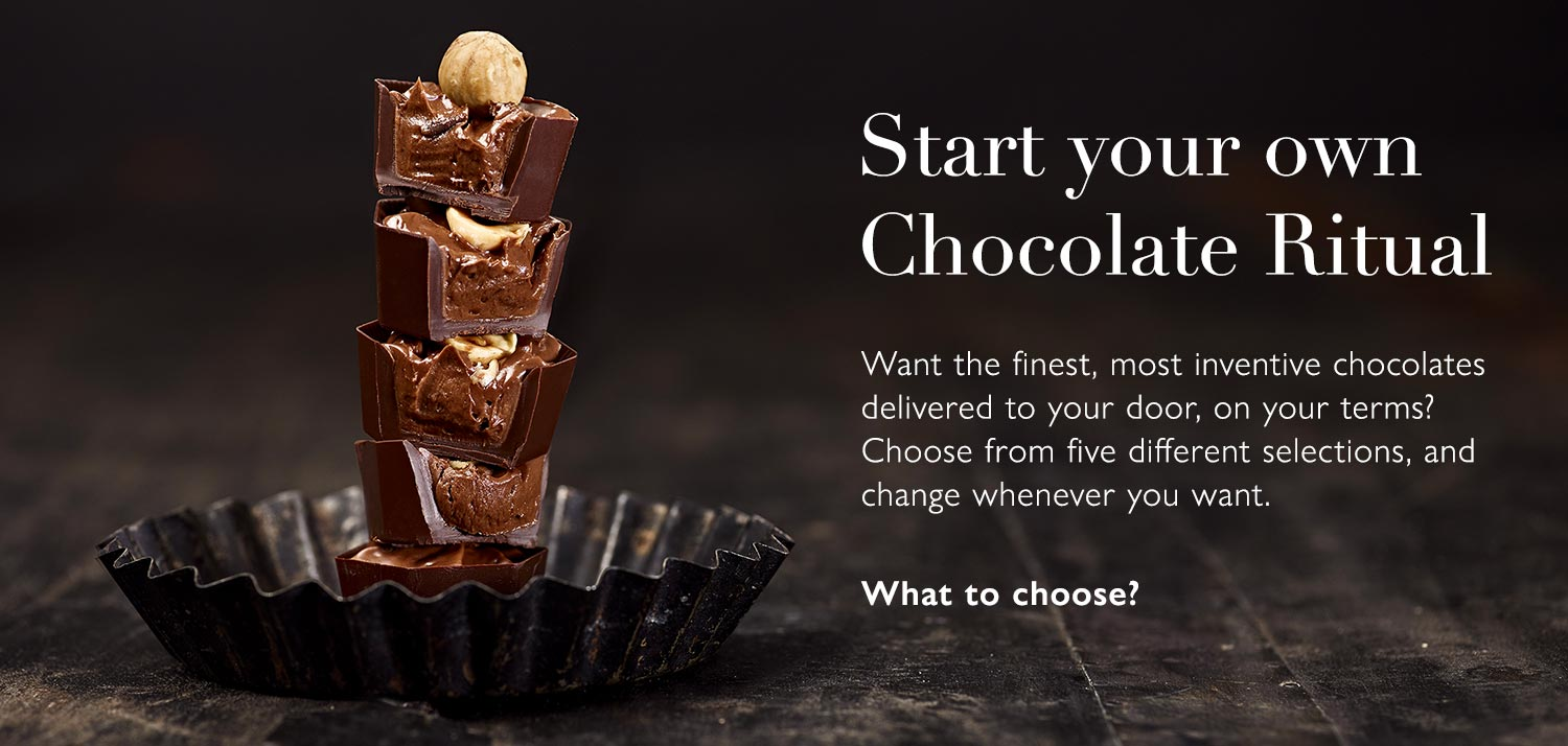 Monthly Chocolate Tasting Club Subscriptions