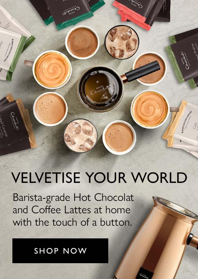 The Velvetiser Hot Chocolat