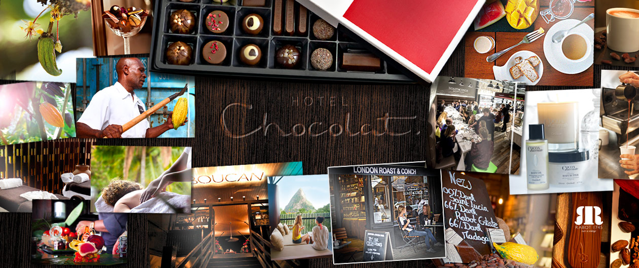 Hotel Chocolat - The Story