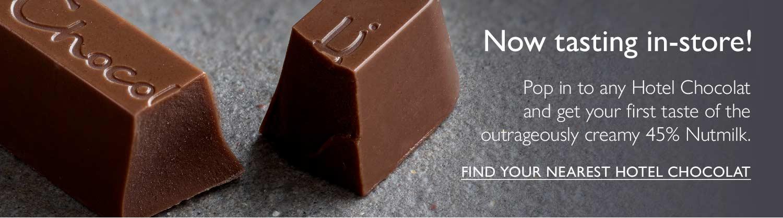 New Nutmilk Vegan Chocolate