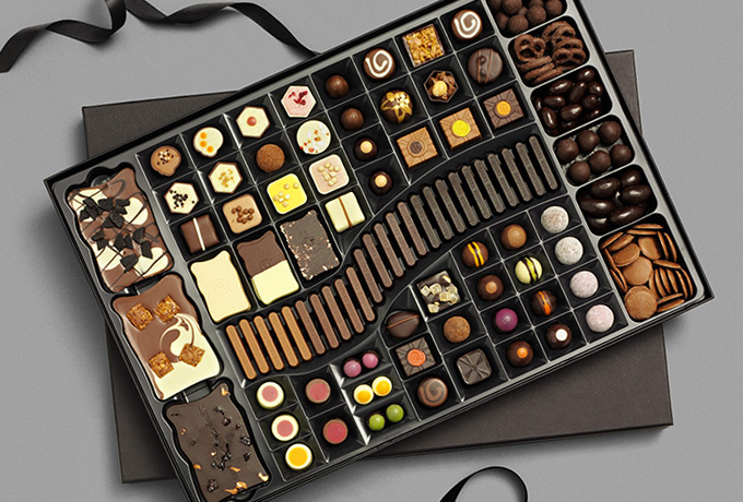 Luxury Boxed Chocolates