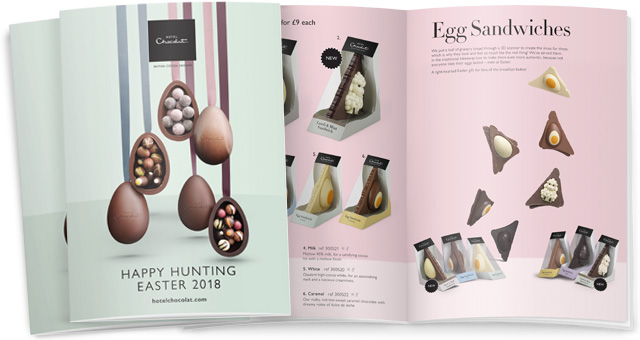 Easter Catalogue 2018