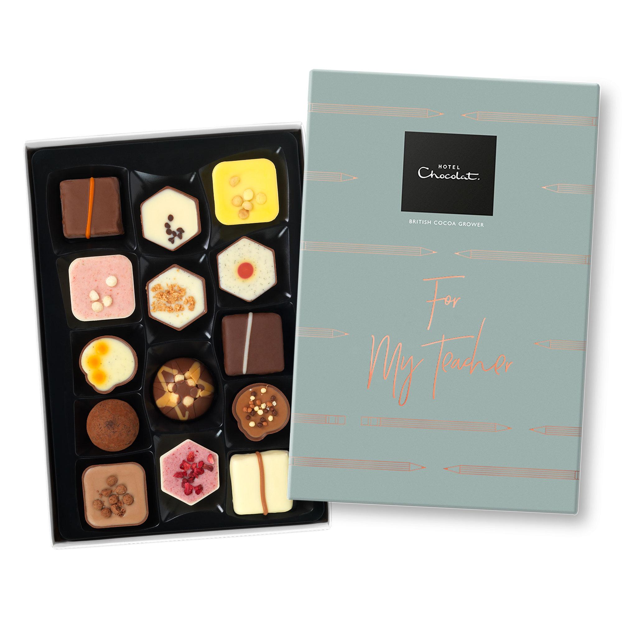 Small Chocolatier's Table