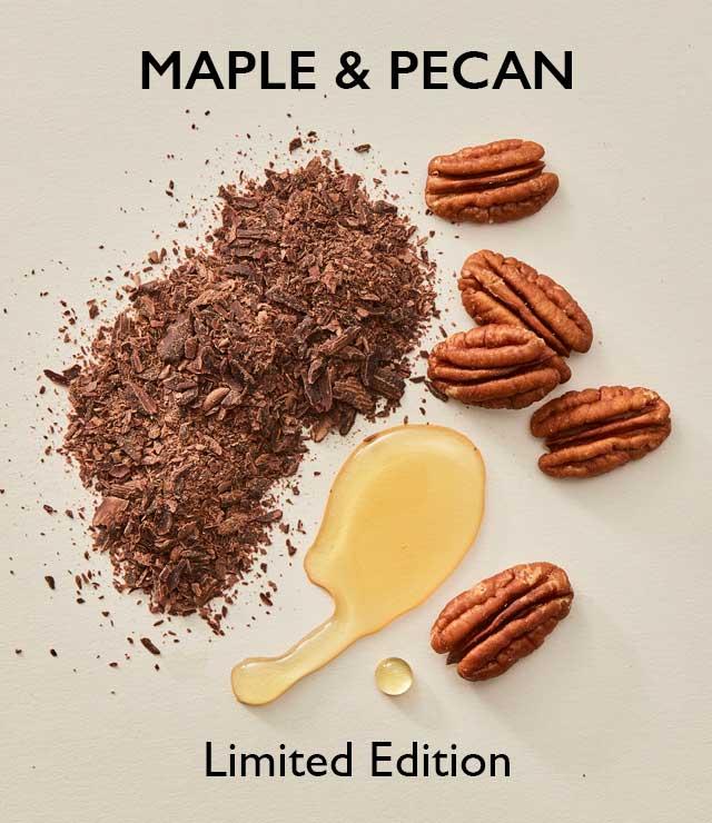 Maple & Pecan Hot Chocolate