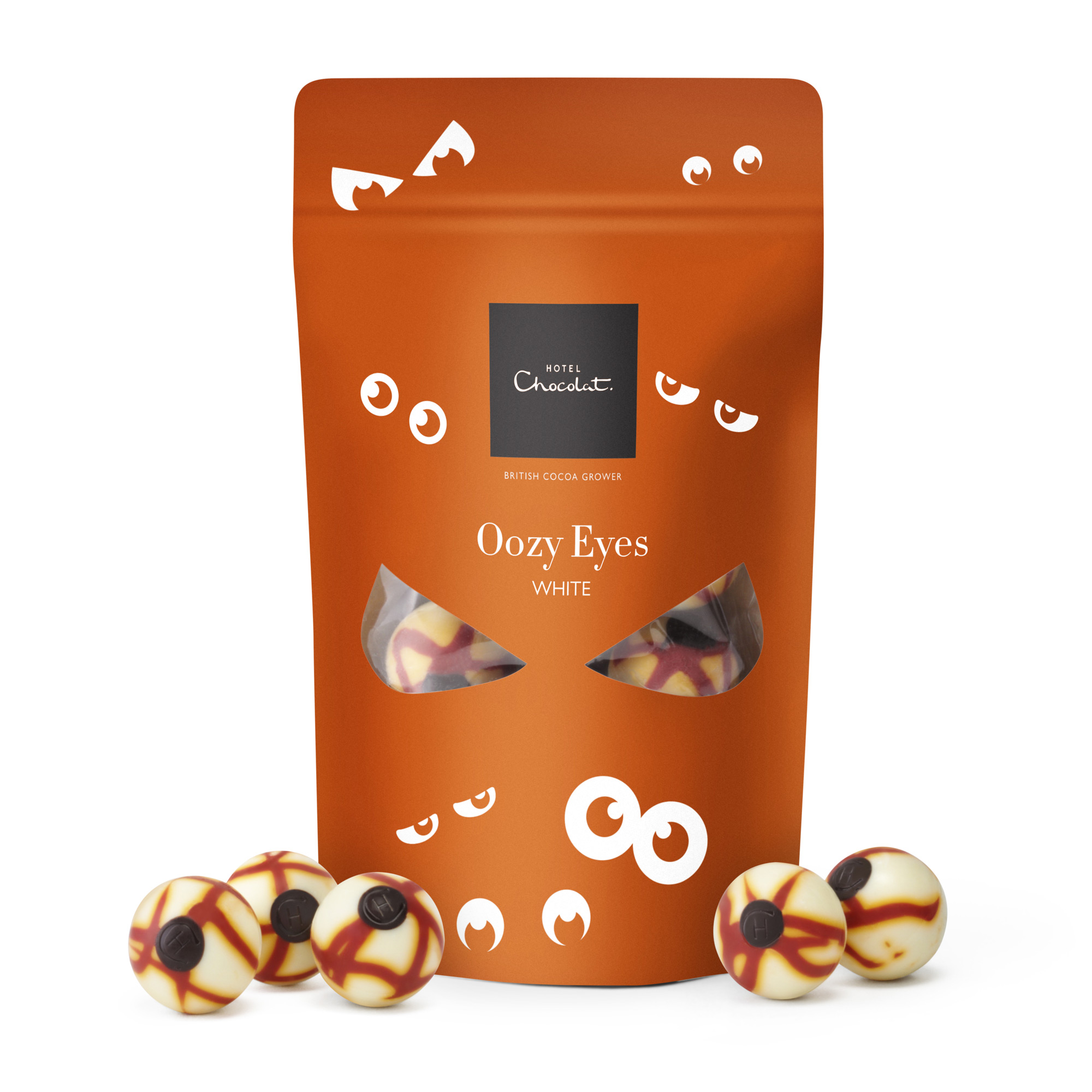 Oozy Eyes White Chocolate