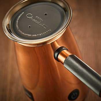 Velvetiser - In home drinking chocolate system